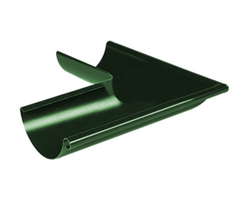 Угол наружный 90° металлический МеталлПрофиль МП Престиж 125 х 100