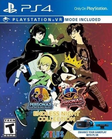 PS4 Persona Dancing: Endless Night Collection (с поддержкой PS VR, английская версия)