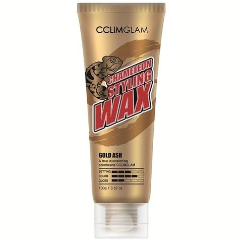 (BIGSALE) Гель для волос CCLIMGLAM Chameleon Styling Wax (GOLD ASH)