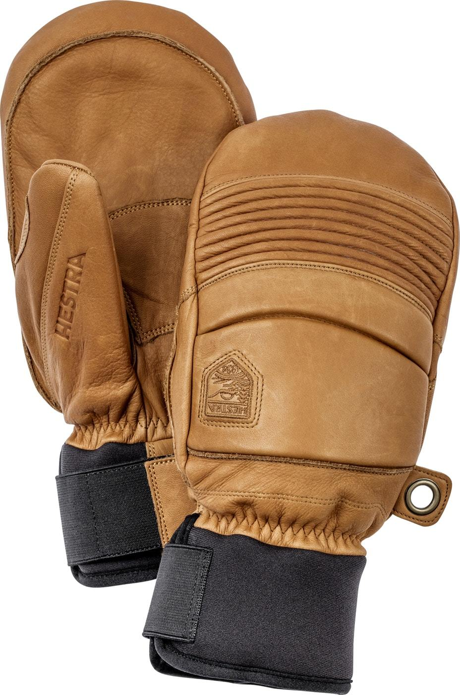 Leather Fall LIne Mitt - 31471-710