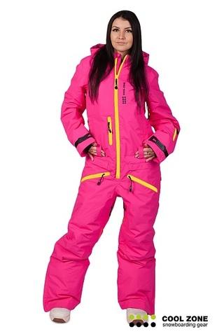 Сноубордический комбинезон женский Cool Zone 2722