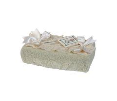 Салфетница для бумажных полотенец 12х24 Old Florence Валансье зеленая