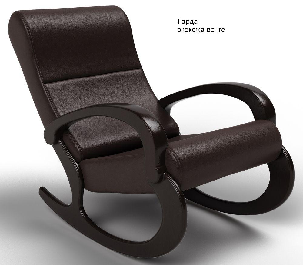 Кресла качалки Кресло-качалка Гарда Экокожа гарда_венге.jpg