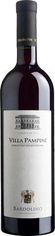 Вино Villa Pampini, Bardolino DOC, 2017, 0.75 л