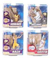 Баскетболисты фигурки NBA серия 22