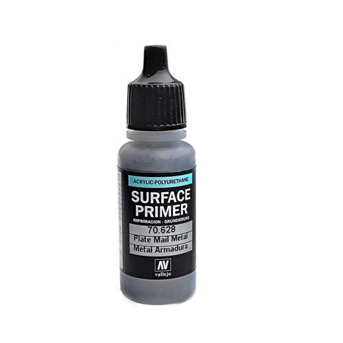 70628 Surface Primer акриловый полиуретановый грунт, Металл (Metal), 17 мл Acrylicos Vallejo