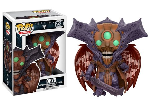Фигурка Funko POP! Vinyl: Games: Destiny: Oryx 20366