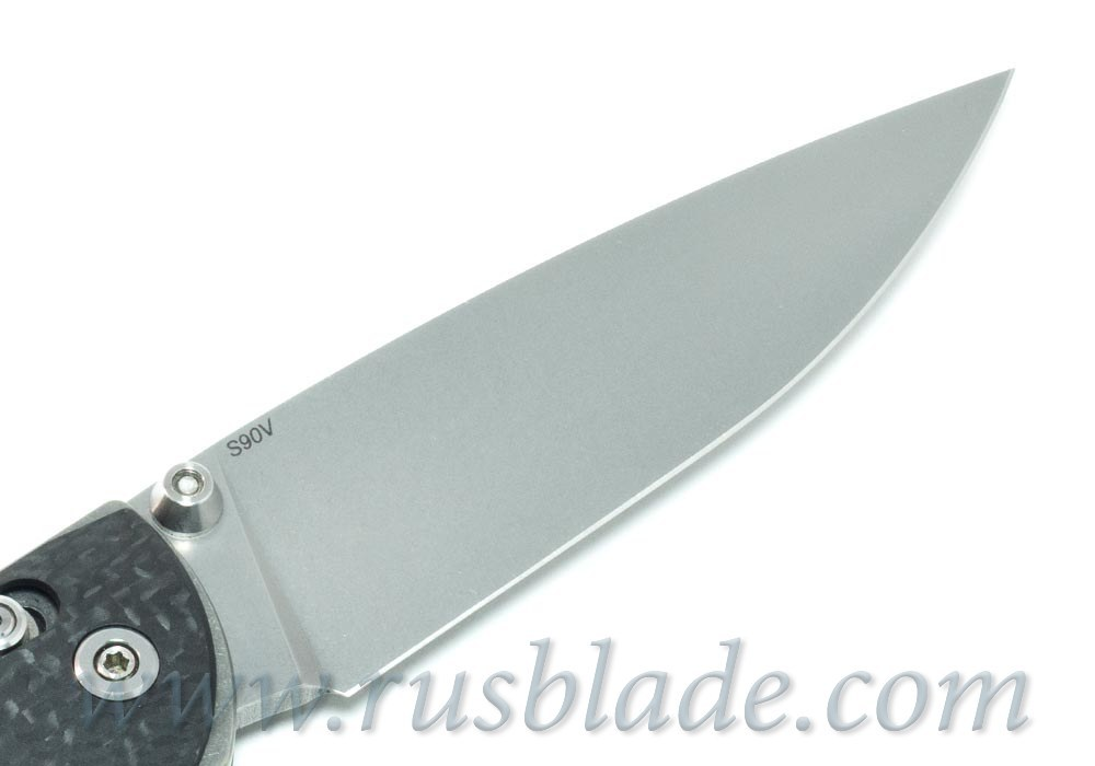Shirogorov Tabargan 100NS S90V 3D CF Carbon