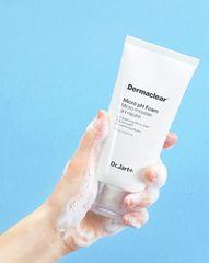 Dr.Jart+ Dermaclear Micro pH Foam очищающая пенка для лица