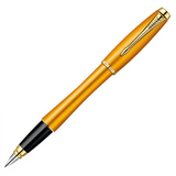 Перьевая ручка Parker Urban Premium Historical colors F205 Mandarin Yellow перо F (1892540)