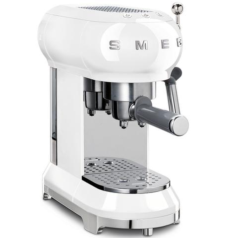 Кофеварка-эспрессо Smeg ECF01WHEU
