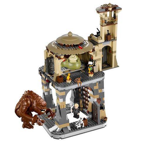 LEGO Star Wars: Логово Ранкора 75005 — Rancor Pit — Лего Звёздные войны Стар ворз