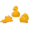 Набор игрушек для ванной из натурального каучука (латекса) Pond