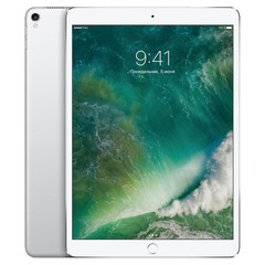 iPad Pro 10.5 Cellular Silver 64 Gb