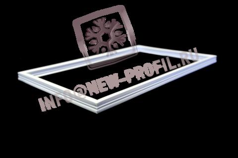 Уплотнитель 29*59 см для холодильной витрины Cryspi, Octava. Профиль 013