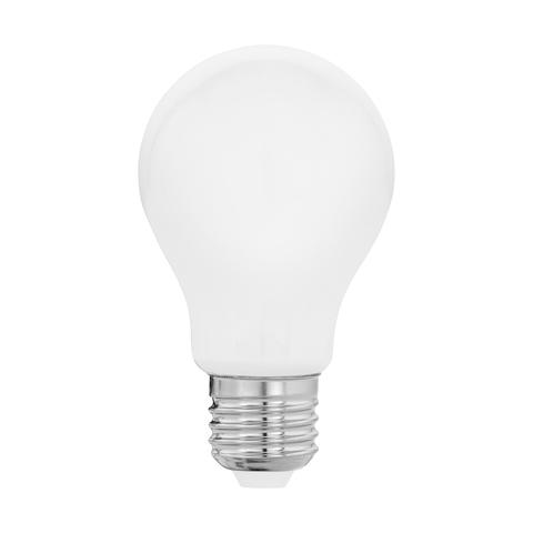 """Лампа  Eglo филаментная """"Милки"""" опал. стекло LM LED E27 2700K 11596"""