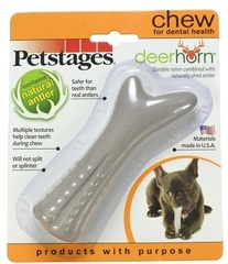 PETSTAGES DEERHORN WITH WITH ANTLERS