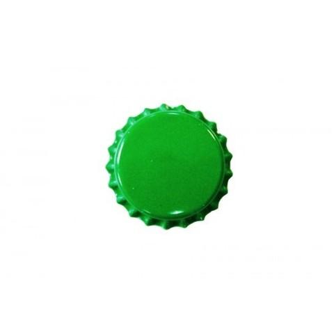 Кроненпробки зеленые 26 мм, 80 шт