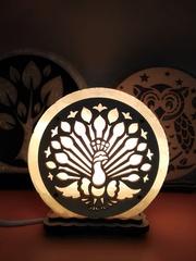 Солевая лампа Жар-птица 1,3 кг