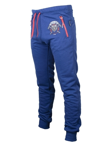 Спорт-брюки Варгградъ мужские т. индиго