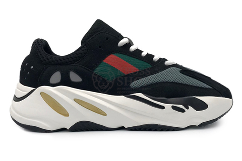 Adidas Men's Yeezy Boost Wave Runner 700 Gucci