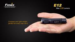Карманный фонарик Fenix E12
