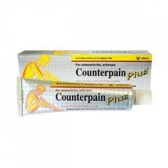 Гель с пироксикамом болеутоляющий  COUNTERPAIN  PLUS