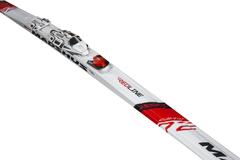 Профессиональные лыжи Madshus Red Line 2.0 Carbon Сlassic Cold (2019/2020) для классического хода