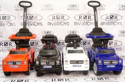 Каталка Rivertoys Mercedes JY-Z08В белый