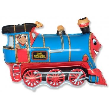 Детям Фольгированный шар Поезд poezd-sinij-gelievyj-folgirovannyj-shar.jpg