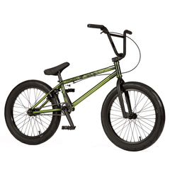 BMX велосипед Stereobikes Speaker Plus 2019 swamp gloss trans slimy