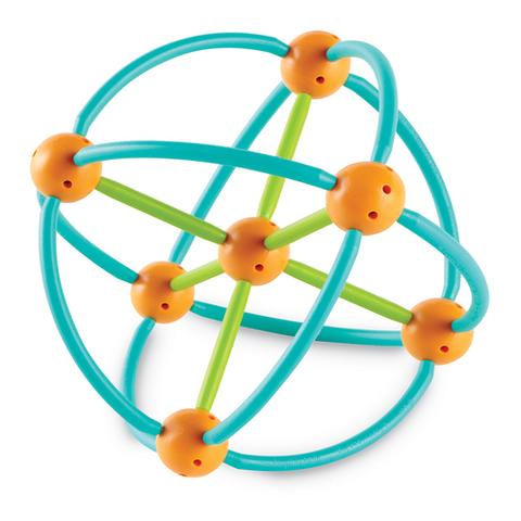 Набор Погружение в геометрию, СТЕМ, с карточками, Learning Resources