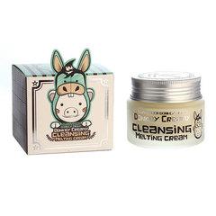 Elizavecca Donkey Creamy Cleansing Melting Cream - Масло-крем для снятия макияжа