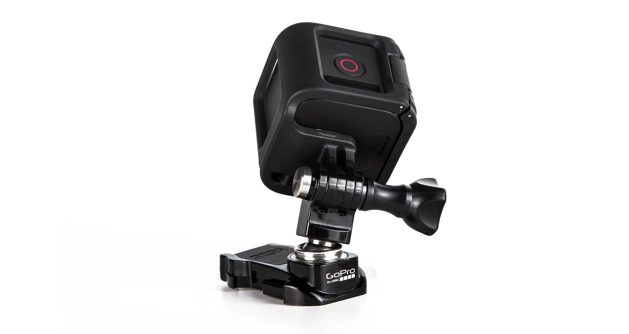Шарнирное крепление GoPro Ball Joint Buckle камера на платформе