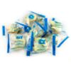 В коробке 7 печенек, каждое бережно упаковано в пакетик