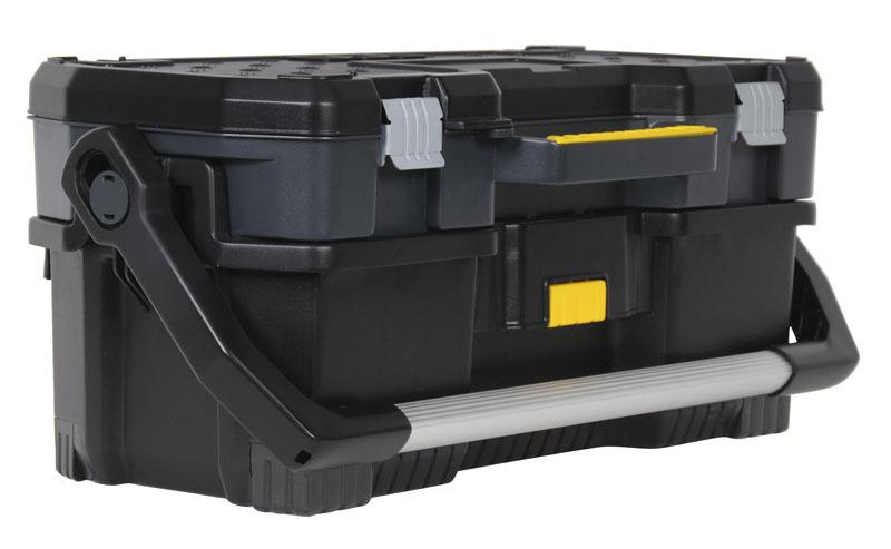 """Ящик для инструмента 24"""" со съемным кейсом Stanley 1-97-506"""