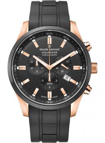 Купить мужские наручные часы Claude Bernard 10222 37RNCA NIR по доступной цене