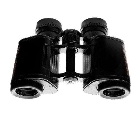 БПЦс6 8x30 с рубиновым покрытием имеет компактные габариты и небольшой вес