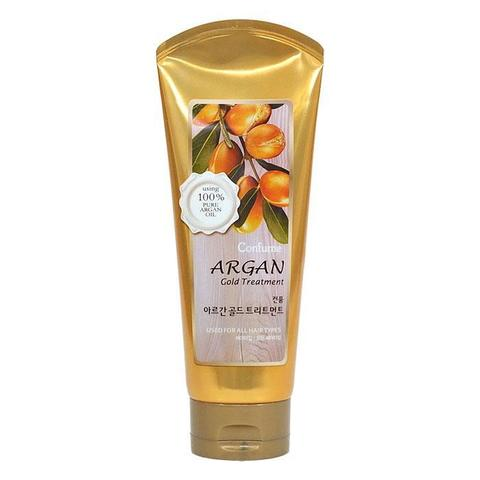 Маска для волос Confume Argan Gold Treatment от Welcos