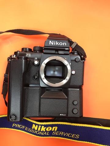 Nikon F3 + батарейная ручка Комиссия