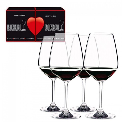 Heart To Heart Pay 3 Get 4 Value Gift Pack Cabernet Sauvignon