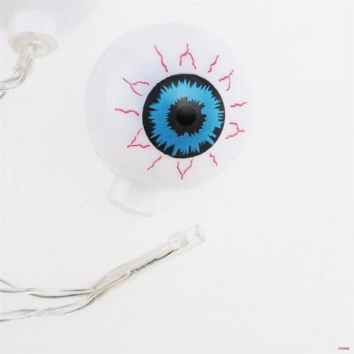 Гирлянда световая Злобный глаз в ассортименте