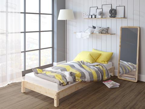 Кровать Райтон Happy