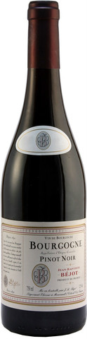 Вино Bejot, Bourgogne Pinot Noir AOC, 2015, 0.75 л