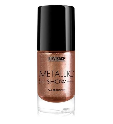 LuxVisage Metallic Show Лак для ногтей тон 303 9г