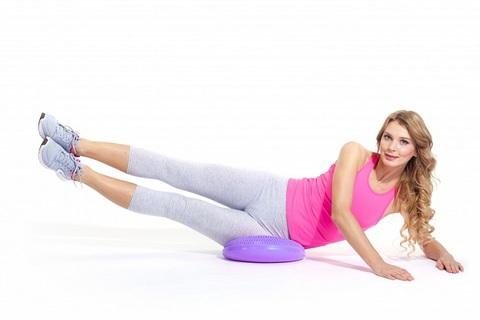 <p>Балансировочный диск&nbsp; предназначен для поддержания мышц в т...