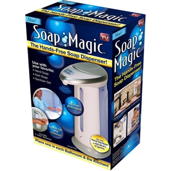 Необходимая вещь в каждой ванной комнате