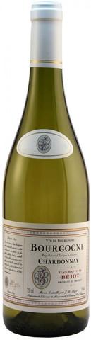 Вино Bejot, Bourgogne Chardonnay AOC, 2015, 0.75 л
