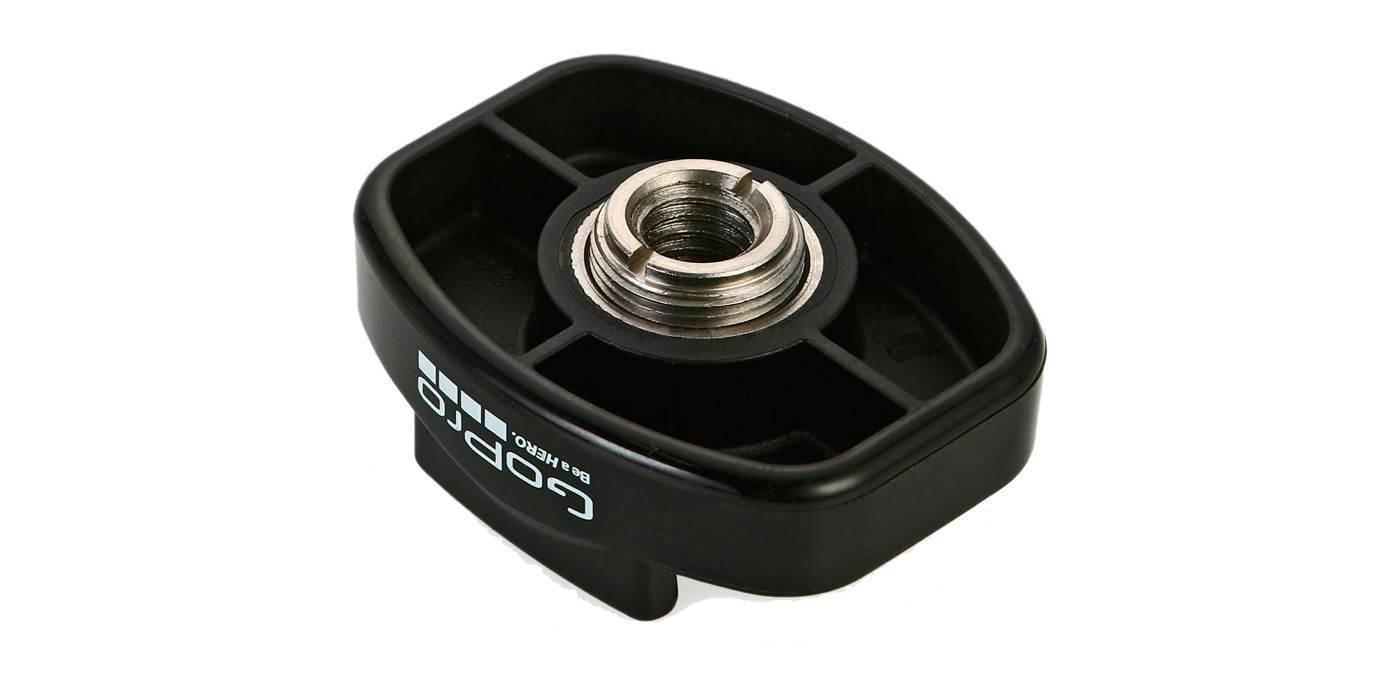Крепление-адаптер для стойки микрофона GoPro Mic  Stand Adapter (ABQRM-001) нижняя часть