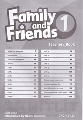 Family and Friends 1: Teacher's Book